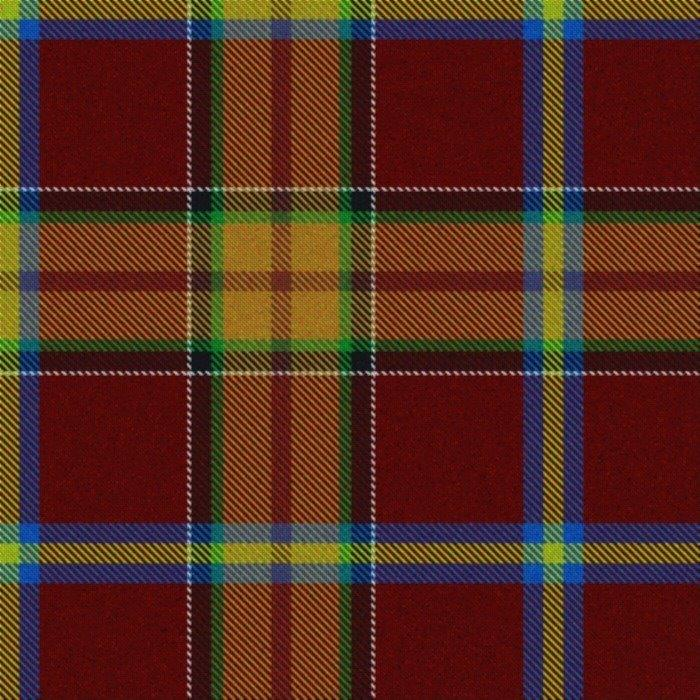 Round Table Tartan Kilt