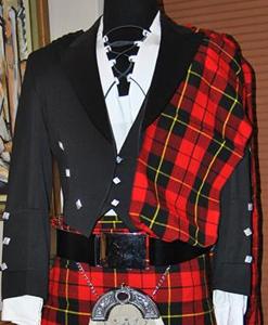 Jackets for kilts
