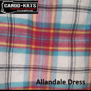 Allandale Dress Tartan Kilt