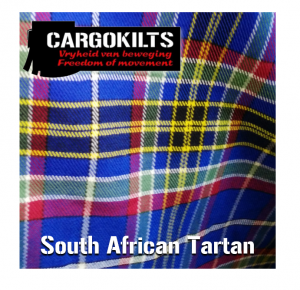 Cargokilts South African Tartan 02