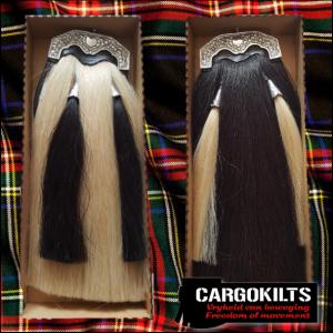 Cargokilts Sporran horsehair