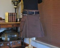 Limited Colours Cargo Kilt