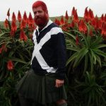 Egbert at Aloe Montana in Eastern Cape Kilt