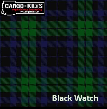 Black Watch Tartan Kilt
