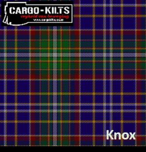 Knox Tartan Kilt